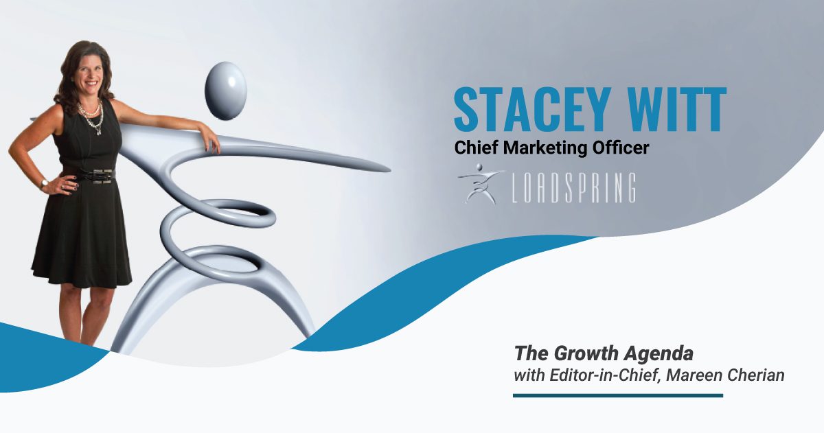 Q&A with Stacey Witt, Chief Marketing Officer at LoadSpring