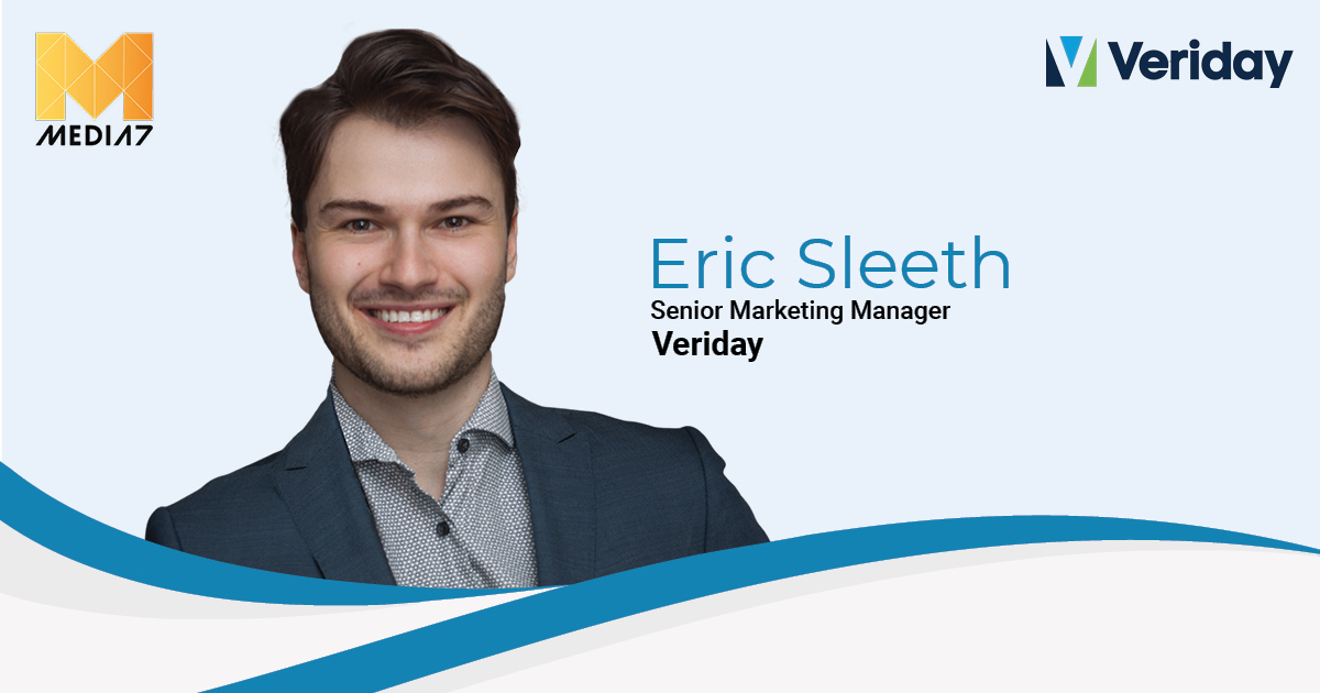Q&A with Eric Sleeth, Senior Marketing Manager at Veriday