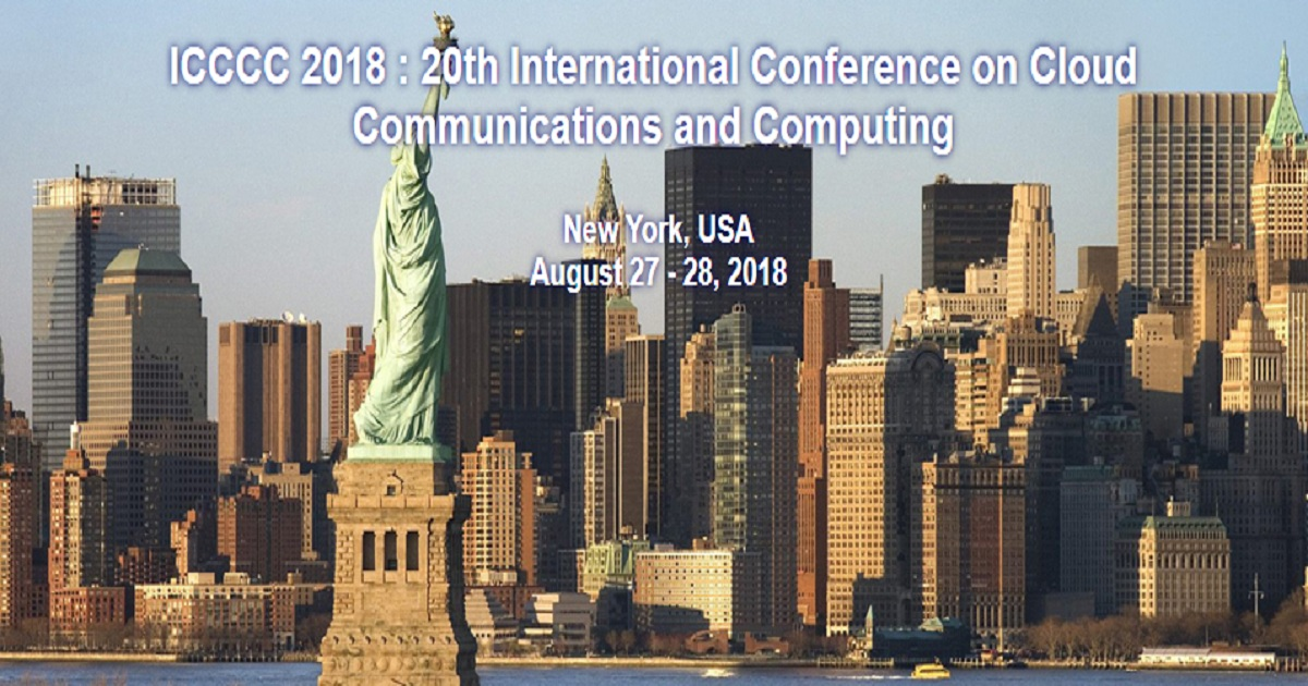 20th International Conference on Cloud Communications and Computing