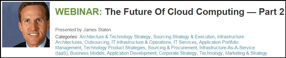 The Future Of Cloud Computing — Part 2