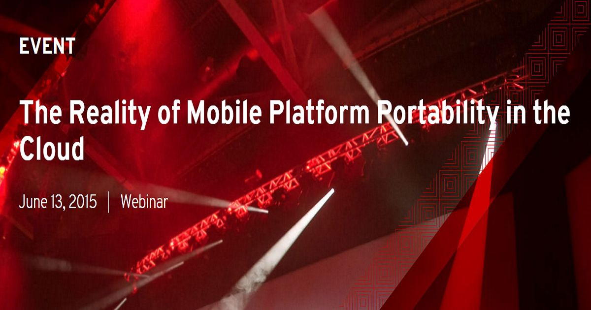 The Reality of Mobile Platform Portability in the Cloud