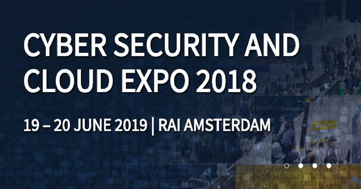 Cyber Security & Cloud Expo Europe 2019