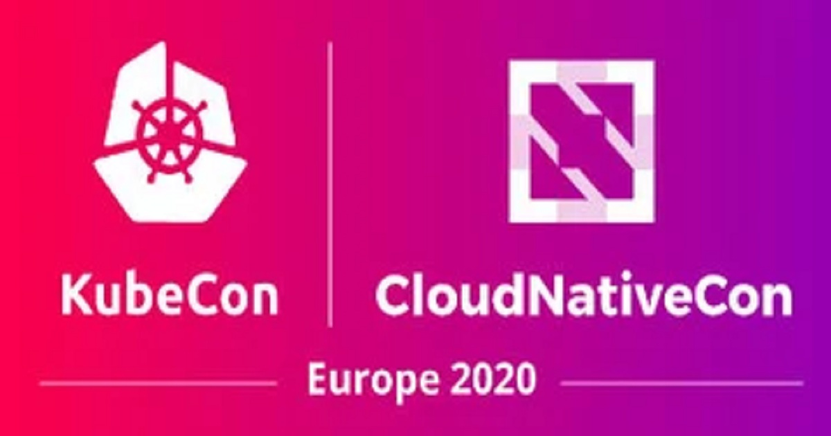KubeCon/Cloud Native Con Europe 2020
