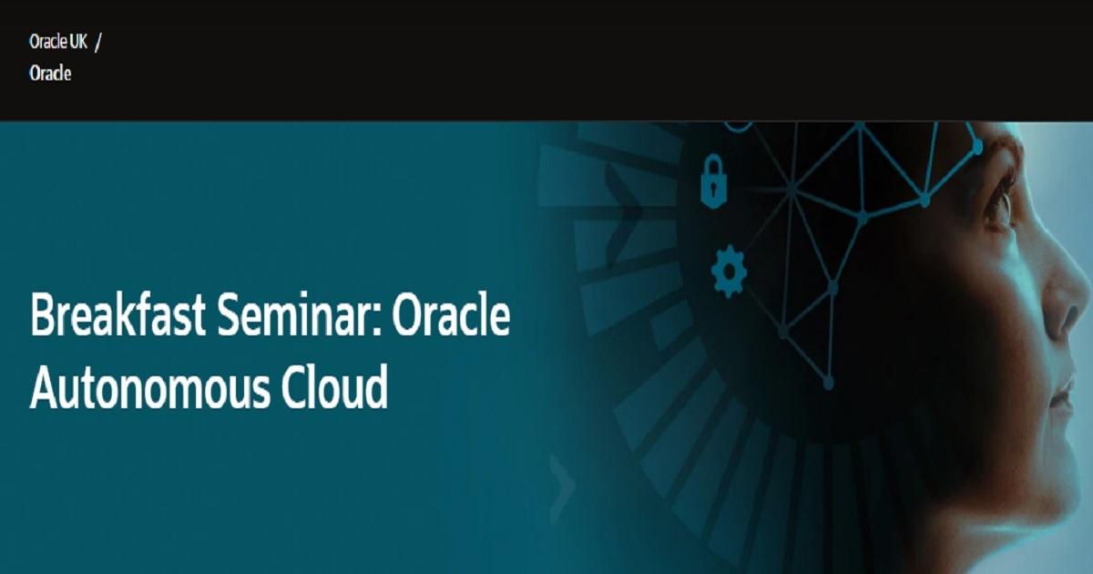 Oracle Autonomous Cloud
