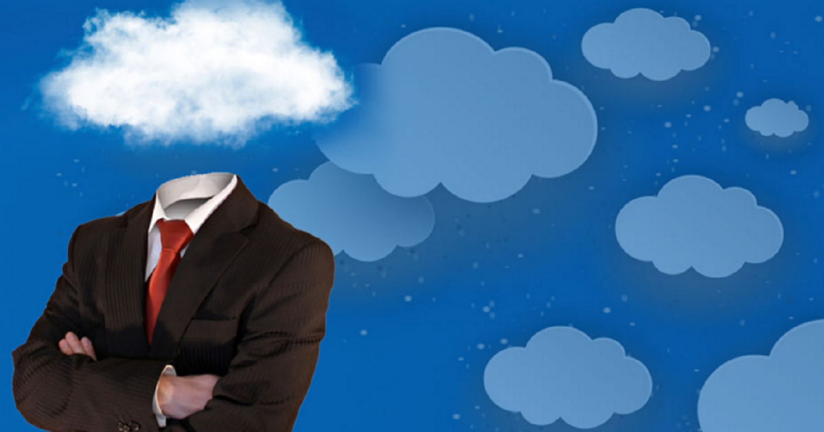 Are Cloud Apps the Invisible Man?
