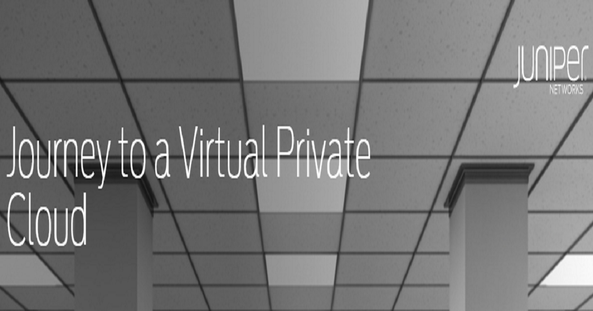 Journey to a Virtual Private Cloud