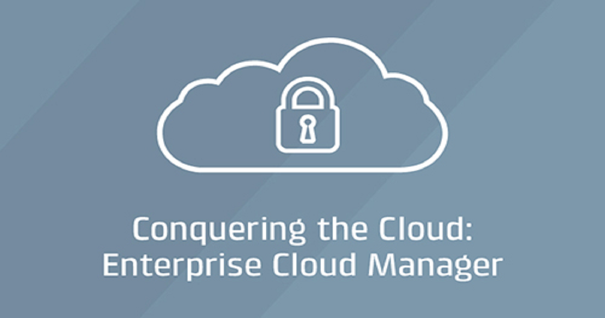 Conquering the Cloud: Secure Remote Network Management for the Distributed Enterpris