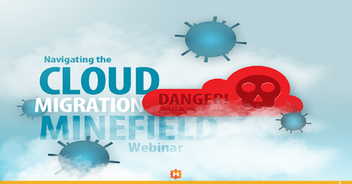 Navigating the Cloud Migration Minefield