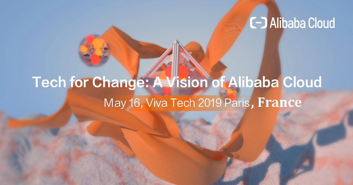 Tech For Change: A Vision of Alibaba Cloud