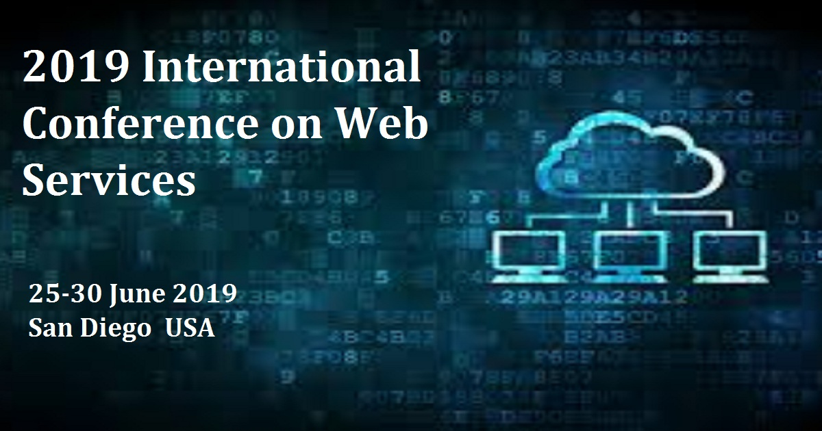 2019 International Conference on Web Services