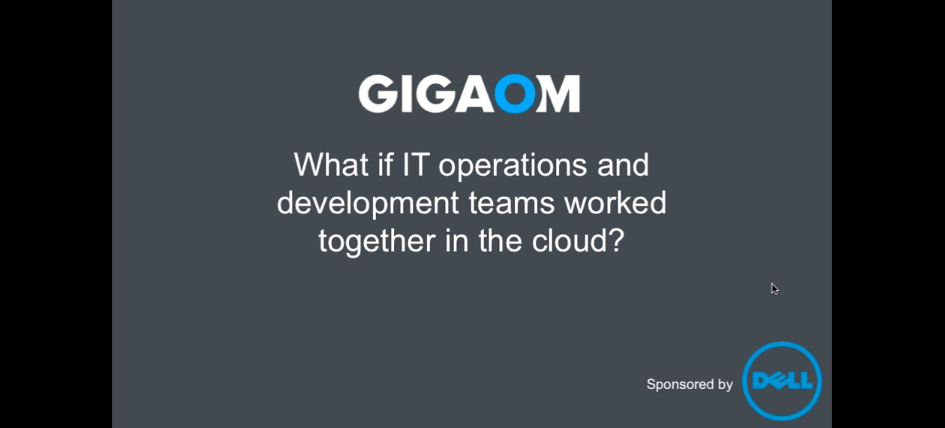 When your IT operations and development teams collaborate, everyone wins