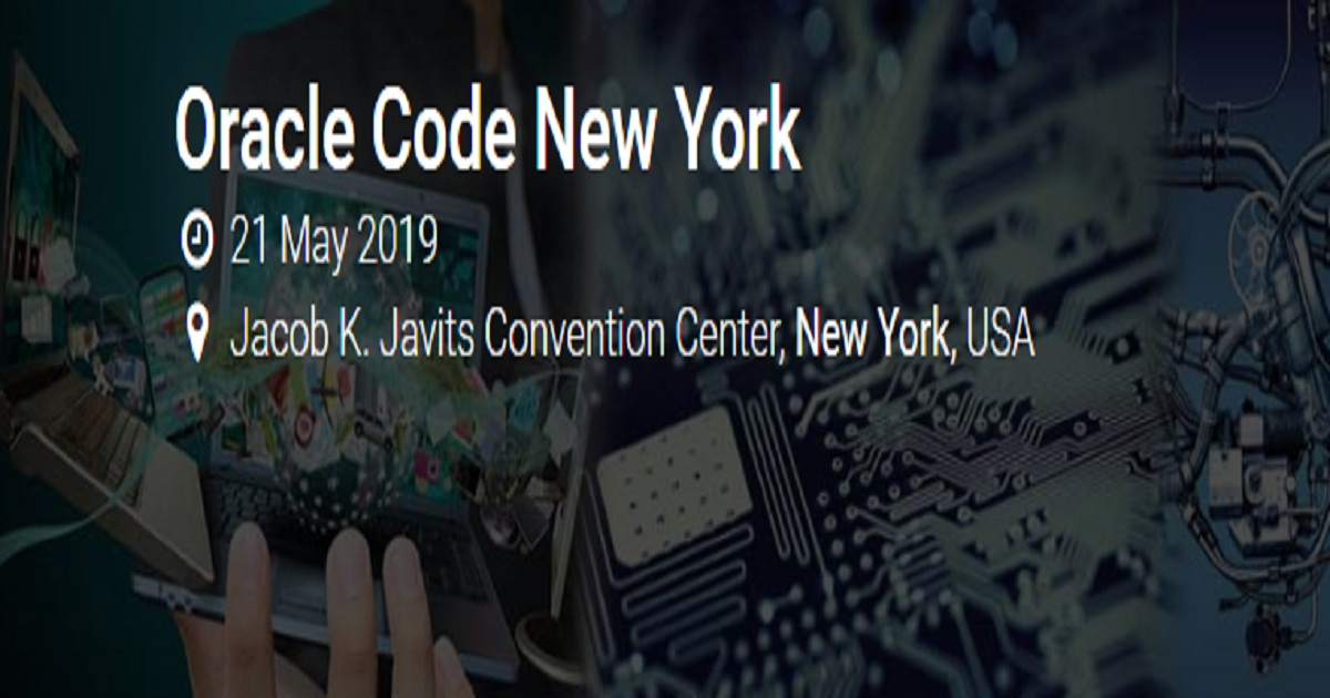 Oracle Code New York
