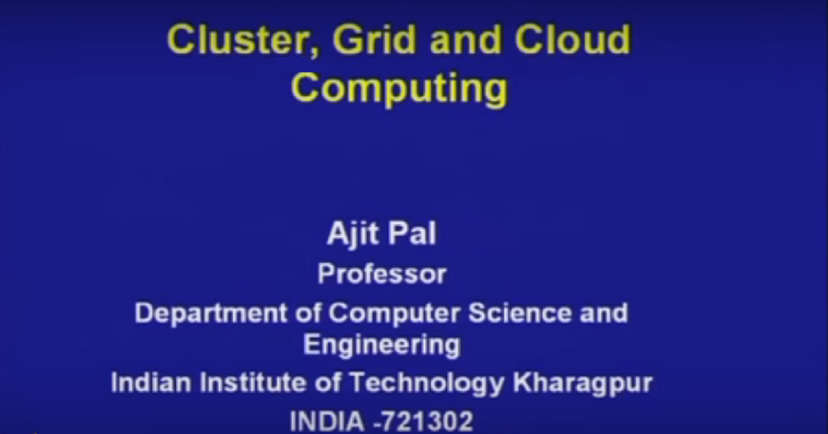 What's the Difference Between Cluster, Grid and Cloud Computing?