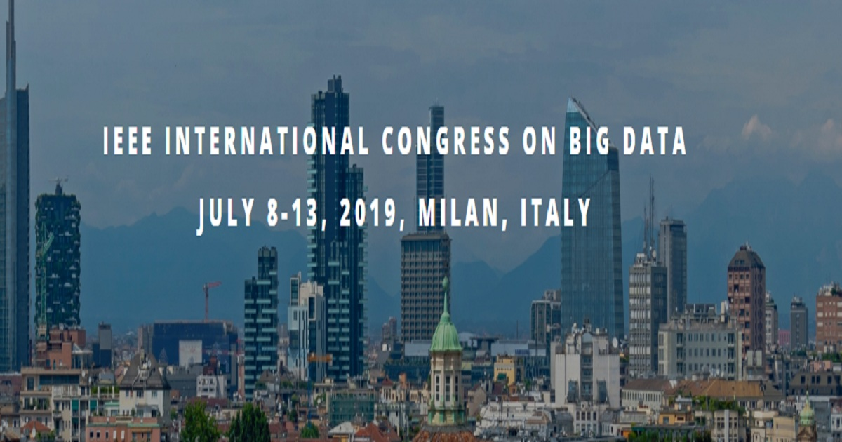 IEEE INTERNATIONAL CONGRESS ON BIG DATA