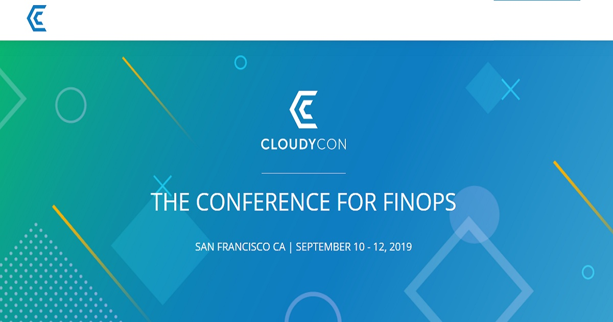 THE CONFERENCE FOR FINOPS