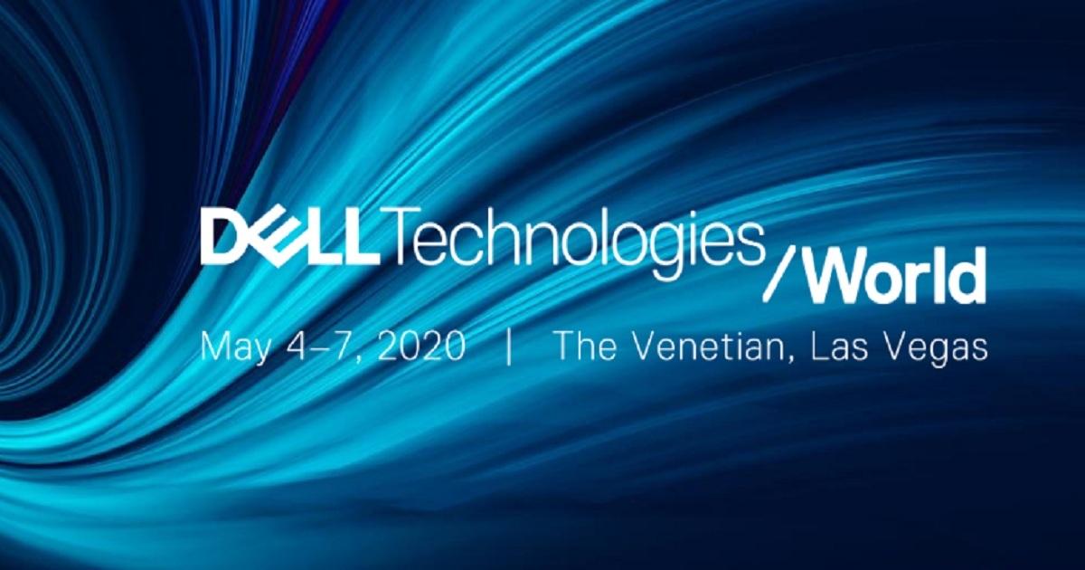 Dell Technologies World 2020