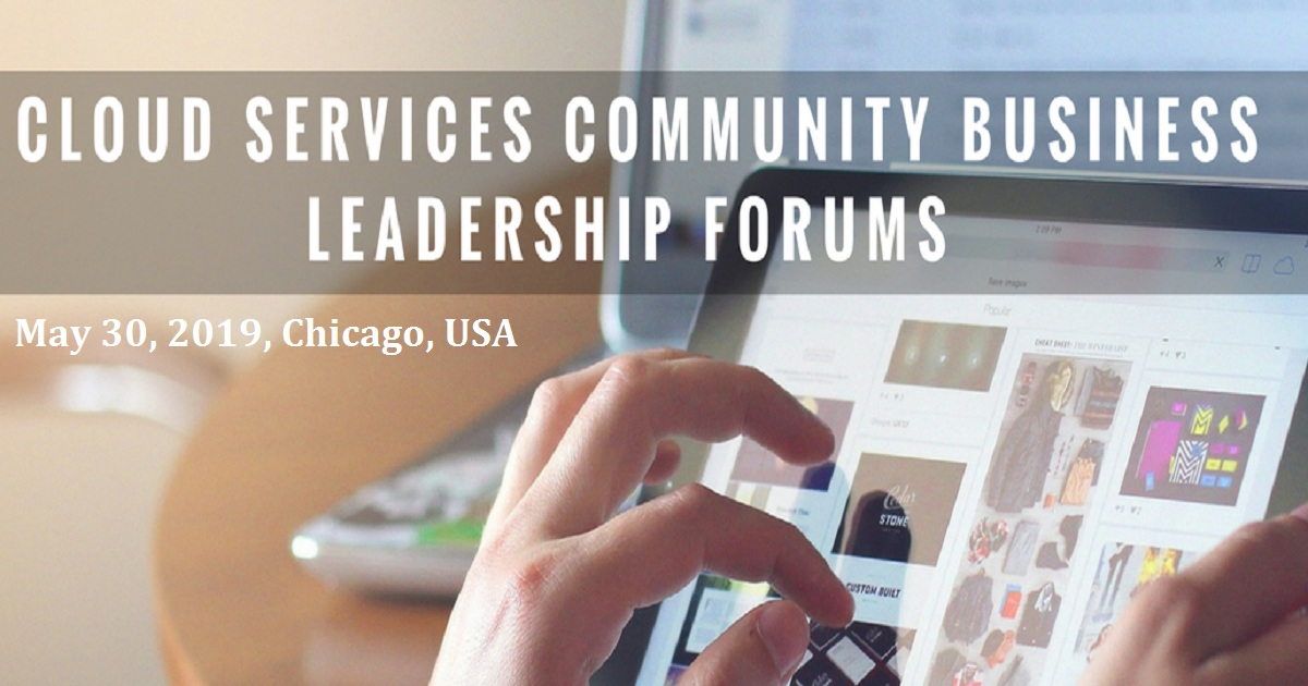 Cloud Partner Business Leadership Forums