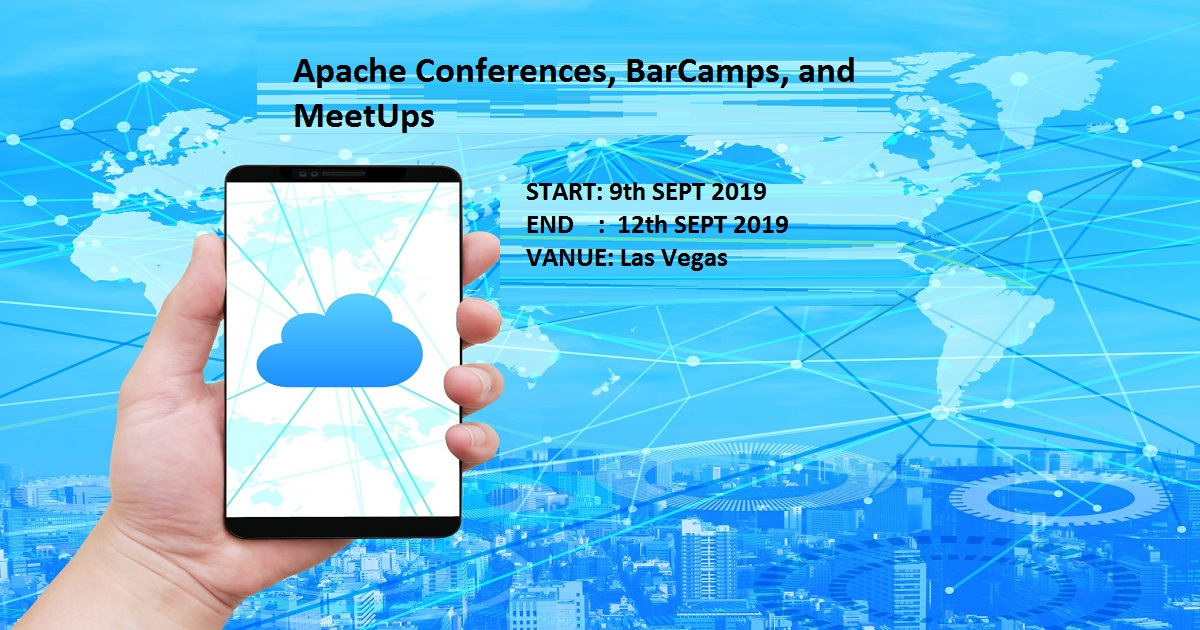 Apache Conferences, BarCamps, and MeetUps