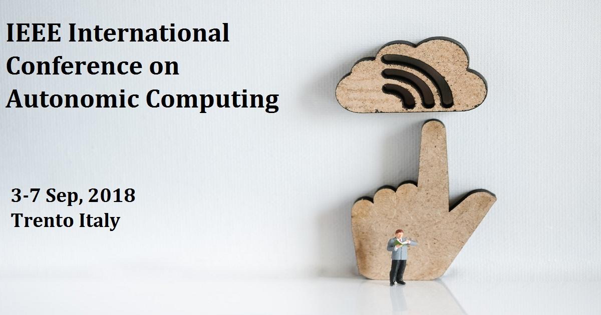 IEEE International Conference on Autonomic Computing