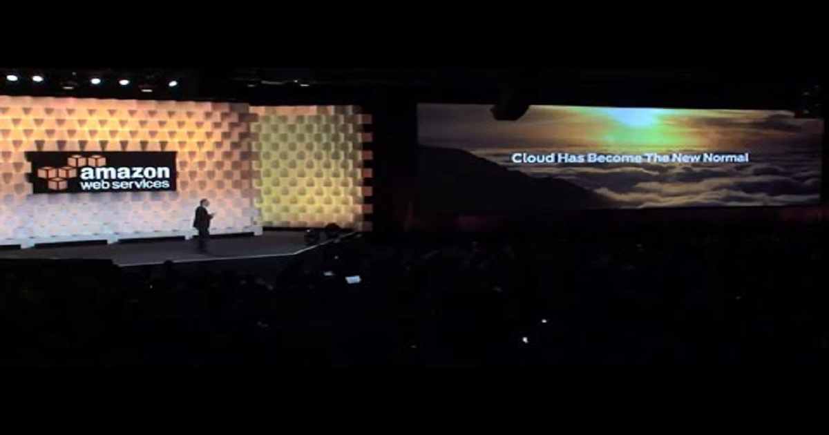 Keynote From The Amazon Web Services Summit January 2015