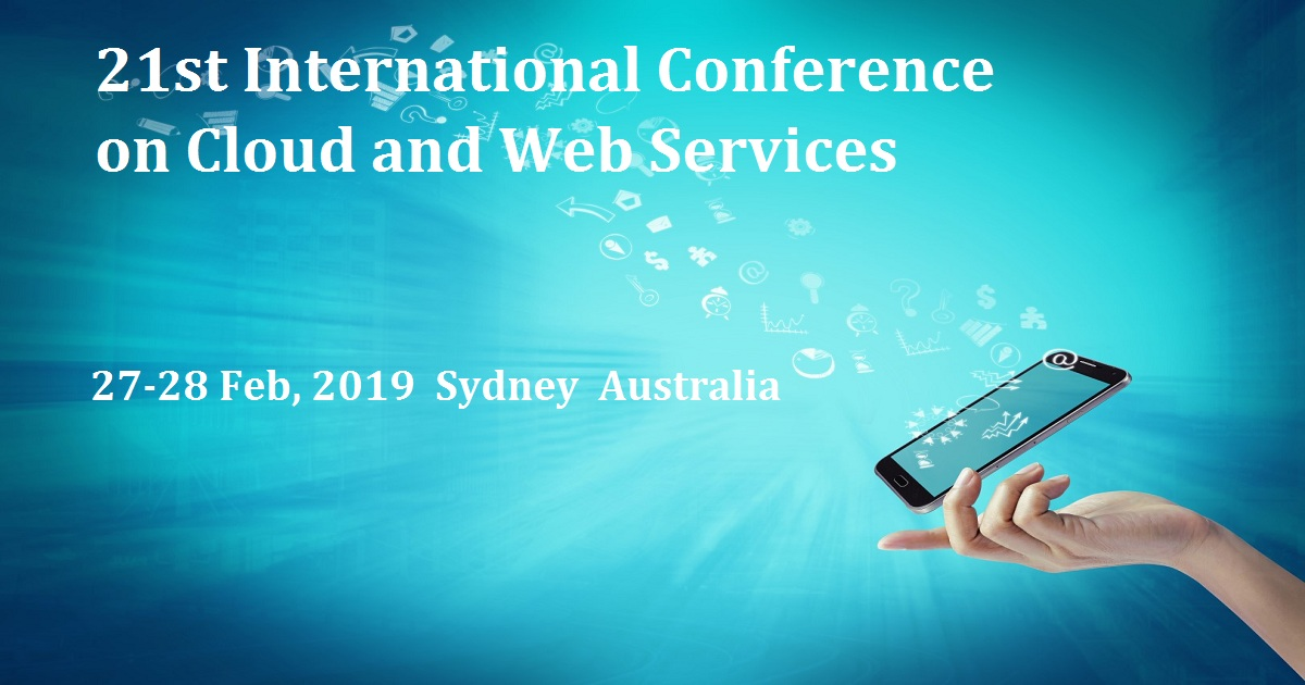 21st International Conference on Cloud and Web Services