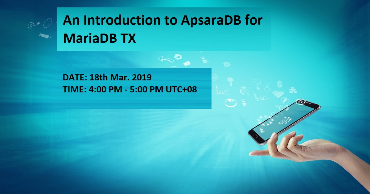 An Introduction to ApsaraDB for MariaDB TX