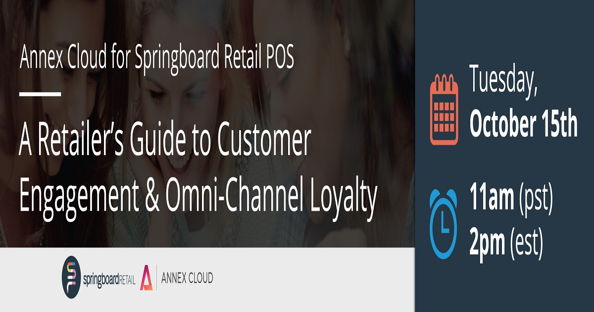 A Retailer's Guide to Customer Engagement and Omnichannel Loyalty