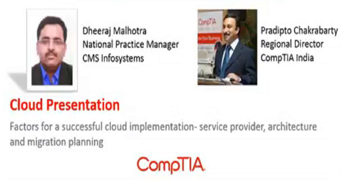 Factors for a successful cloud implementation- service provider, architecture and migration planning