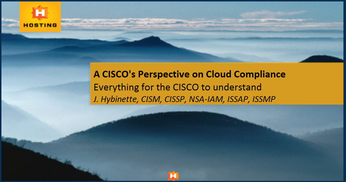A CISO's Perspective on Compliance in the Cloud-portal&utm_campaign=vidora-feed&utm_content=organic