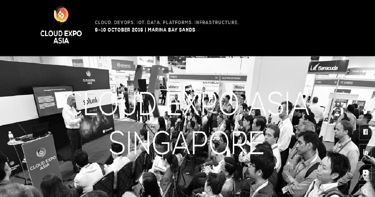 Asias biggest & most digital transformation event
