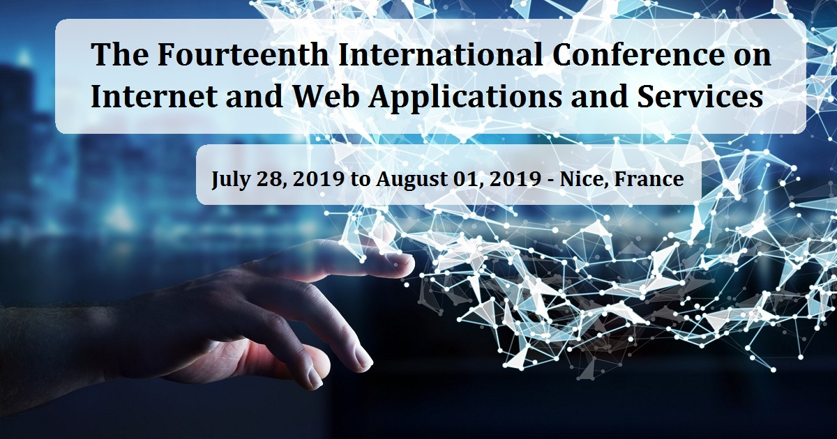The Fourteenth International Conference on Internet and Web Applications and Services