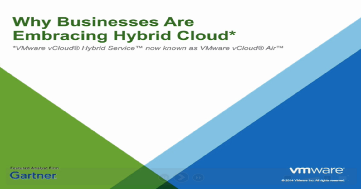Why Businesses Are Embracing Hybrid Cloud