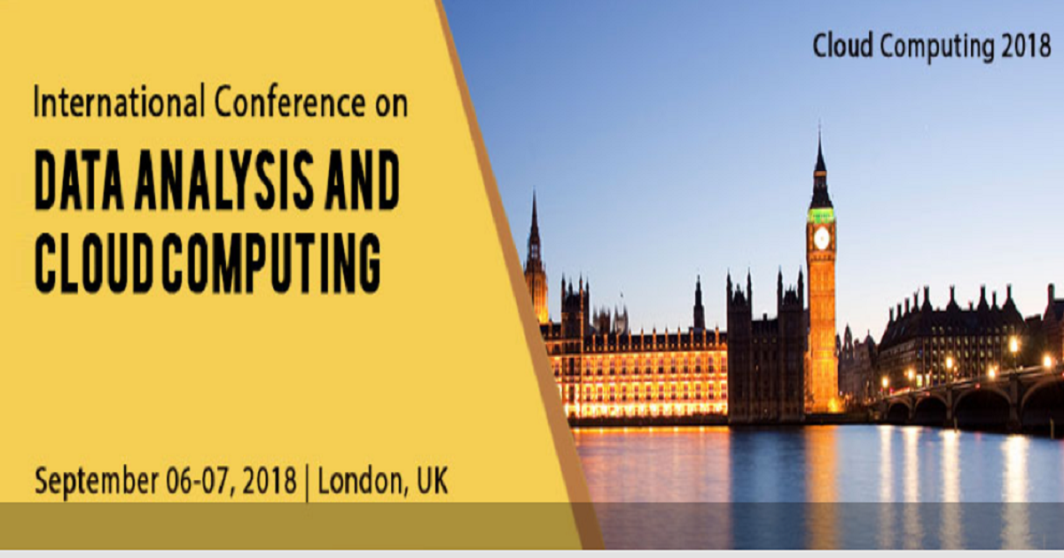 International conference on Data Analysis and Cloud Computing