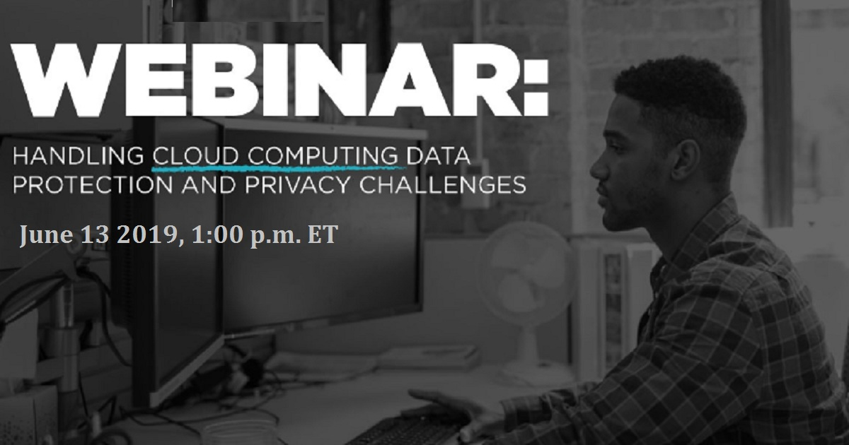 Handling Cloud Computing Data Protection and Privacy Challenges with Kevin Jackson