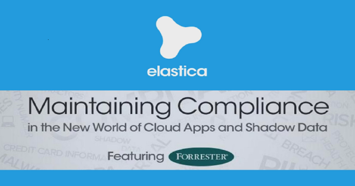 Maintaining Compliance in the New Era of Cloud Apps