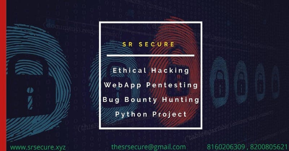 Cyber Security and Ethical Hacking Awareness Workshop