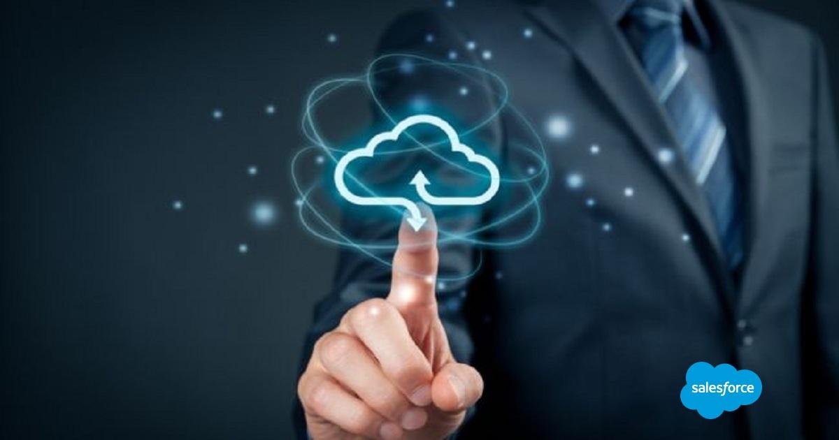 Salesforce Financial Services Cloud.