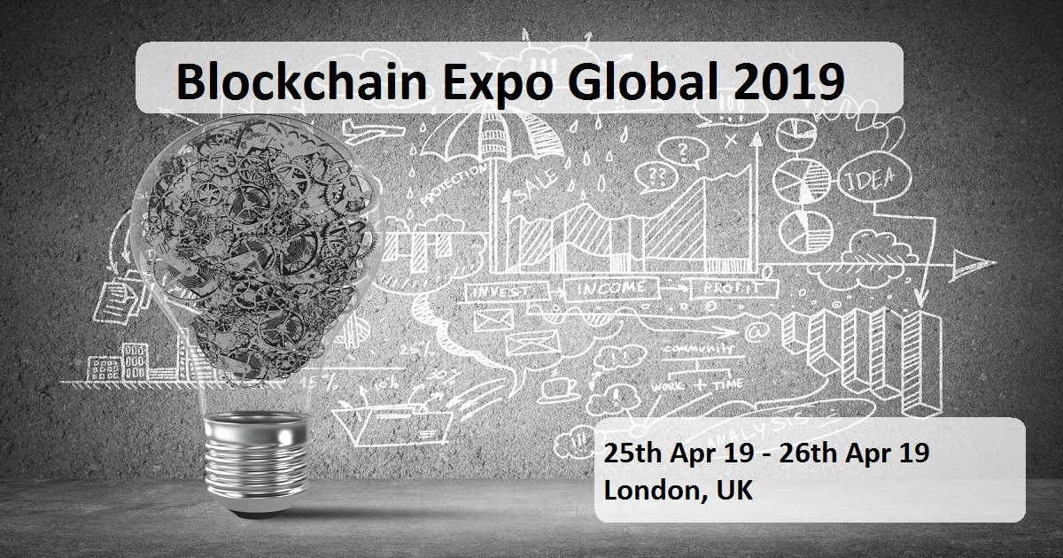 Blockchain Expo Global 2019