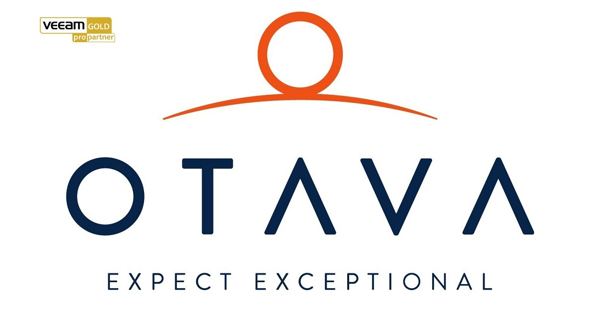 Otava Achieves Gold Status in the Veeam Cloud & Service Provider Program