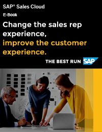 CHANGE THE SALES REP EXPERIENCE, IMPROVE THE CUSTOMER EXPERIENCE