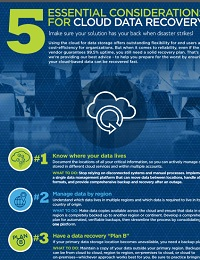WILL YOUR CLOUD DATA RECOVERY STRATEGY HAVE YOUR BACK?