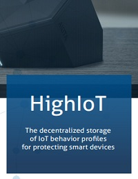 THE DECENTRALIZED STORAGE OF IOT BEHAVIOR PROFILES FOR PROTECTING SMART DEVICES