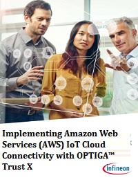 IMPLEMENTING AMAZON WEB SERVICES (AWS) IOT CLOUD CONNECTIVITY WITH OPTIGA™ TRUST X