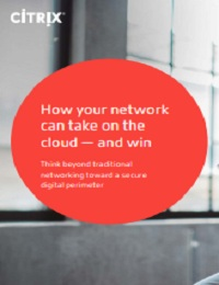 HOW YOUR NETWORK CAN TAKE ON THE CLOUD — AND WIN