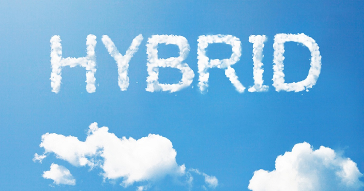 HYBRID CLOUD ONCE AGAIN OUTPACING PUBLIC COUNTERPARTS