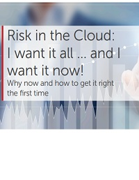 RISK IN THE CLOUD