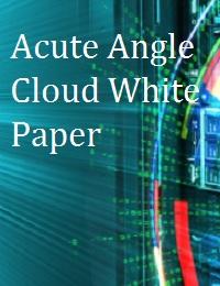 ACUTE ANGLE CLOUD WHITE PAPER