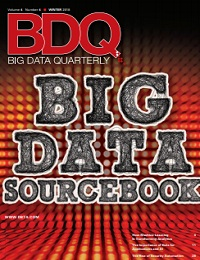 BIG DATA SOURCEBOOK DATA LAKES ANALYTICS AND THE CLOUD