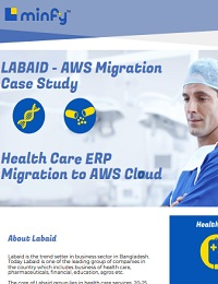 HEALTH CARE ERP MIGRATION TO AWS CLOUD