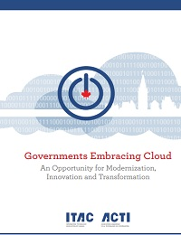 GOVERNMENTS EMBRACING CLOUD